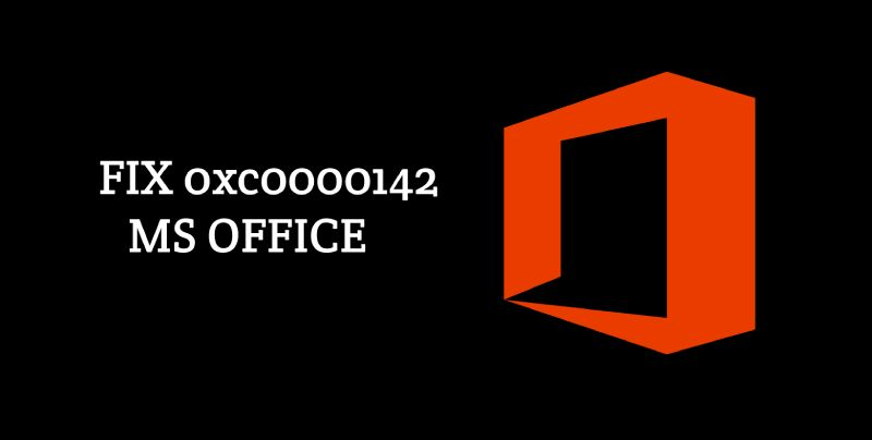 FIX – Error (0xc0000142) in MS Office